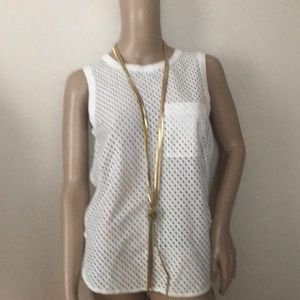 NWOT Banana Republic top